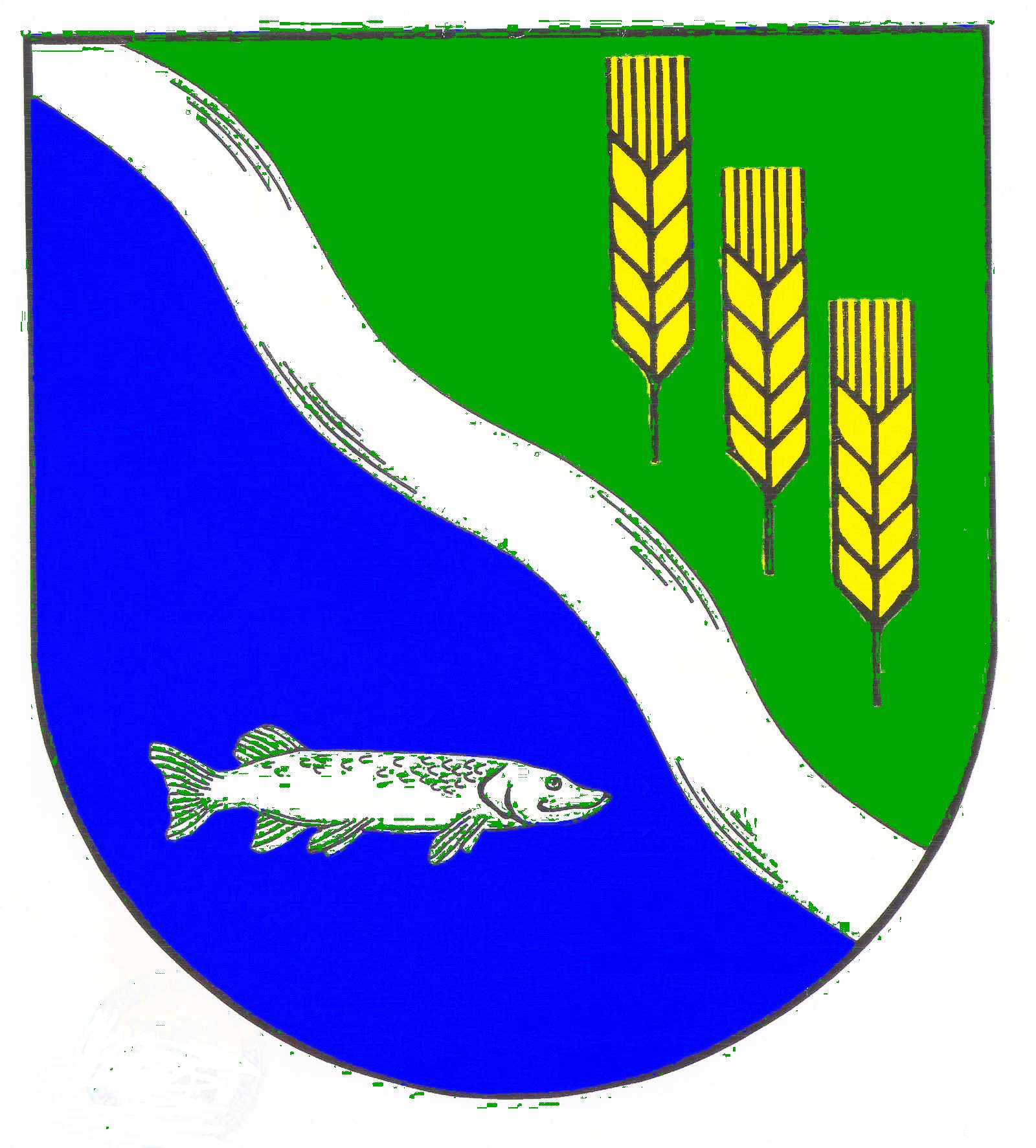 Wappen GemeindeSchierensee, Kreis Rendsburg-Eckernförde