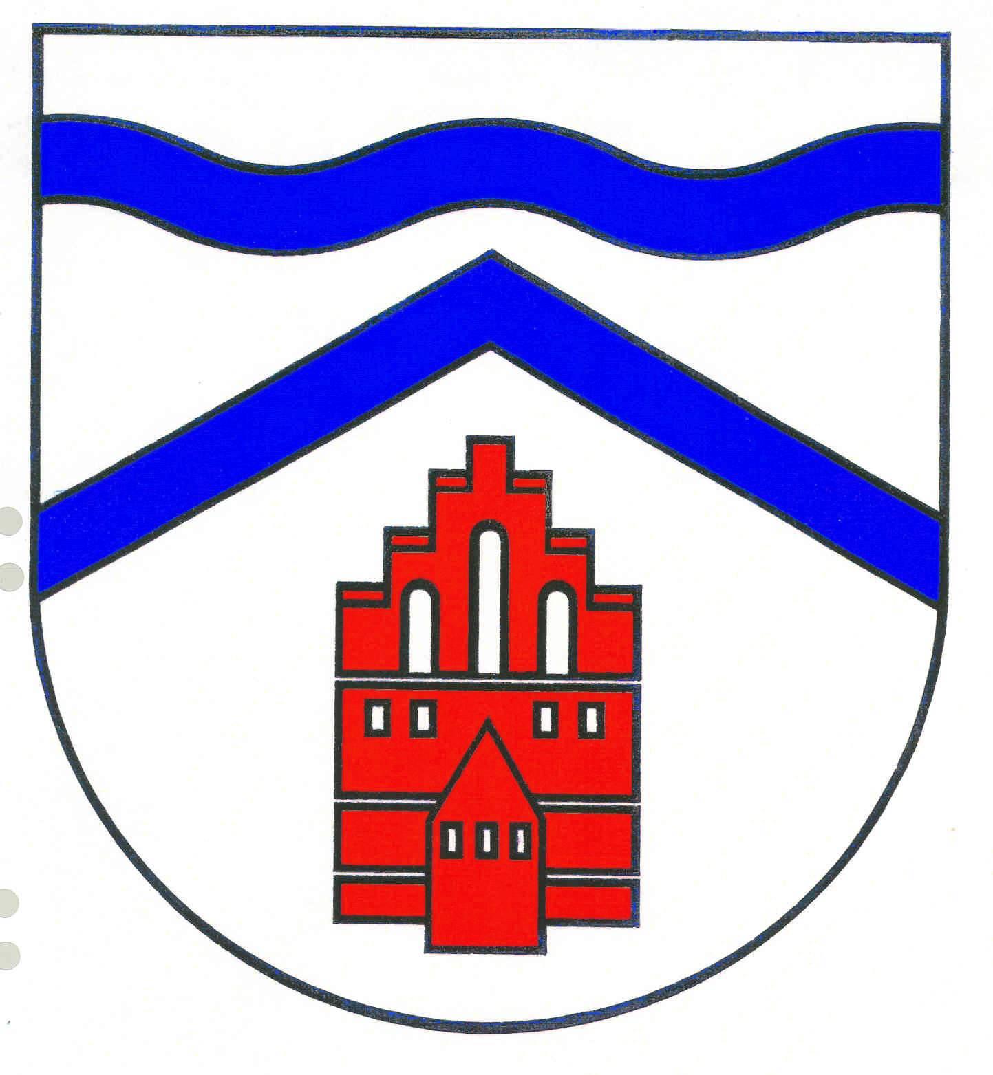 Wappen GemeindeSchinkel, Kreis Rendsburg-Eckernförde