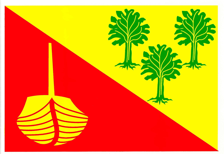 Flagge GemeindeSchiphorst, Kreis Herzogtum Lauenburg