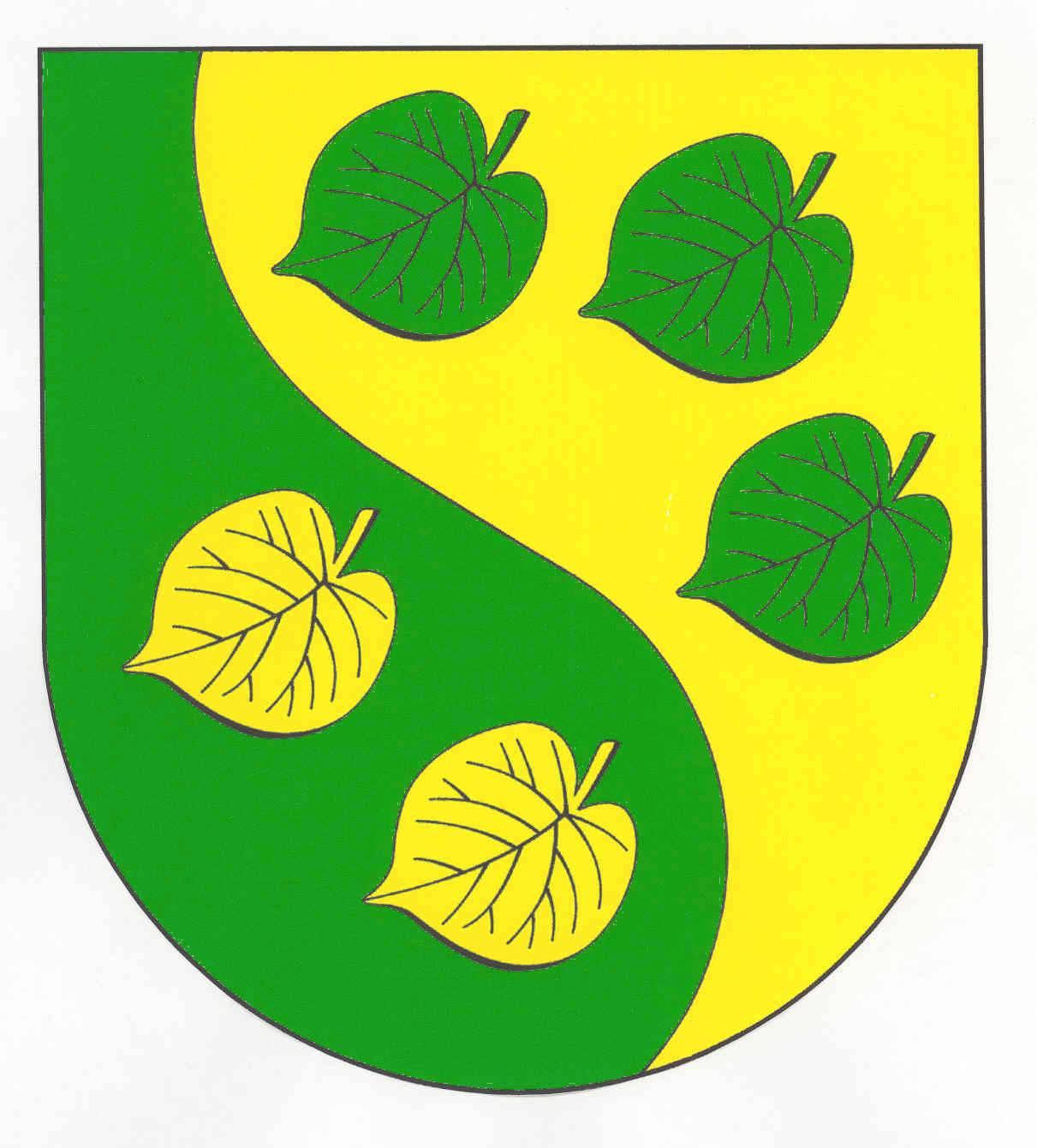 Wappen GemeindeSchlotfeld, Kreis Steinburg