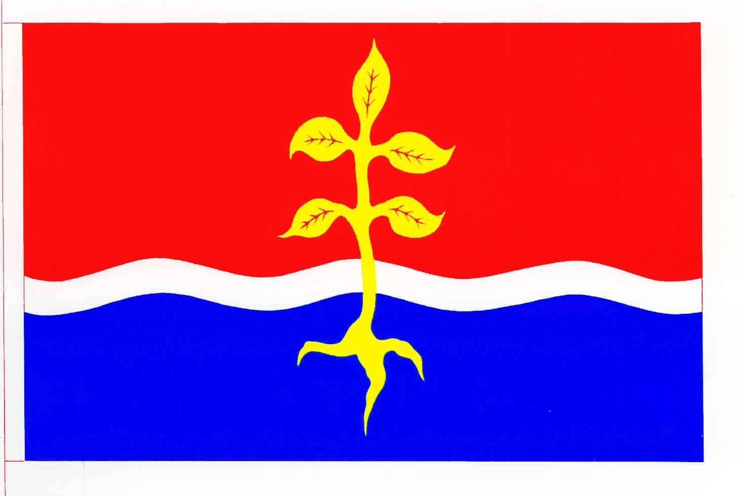 Flagge GemeindeSchmalensee, Kreis Segeberg
