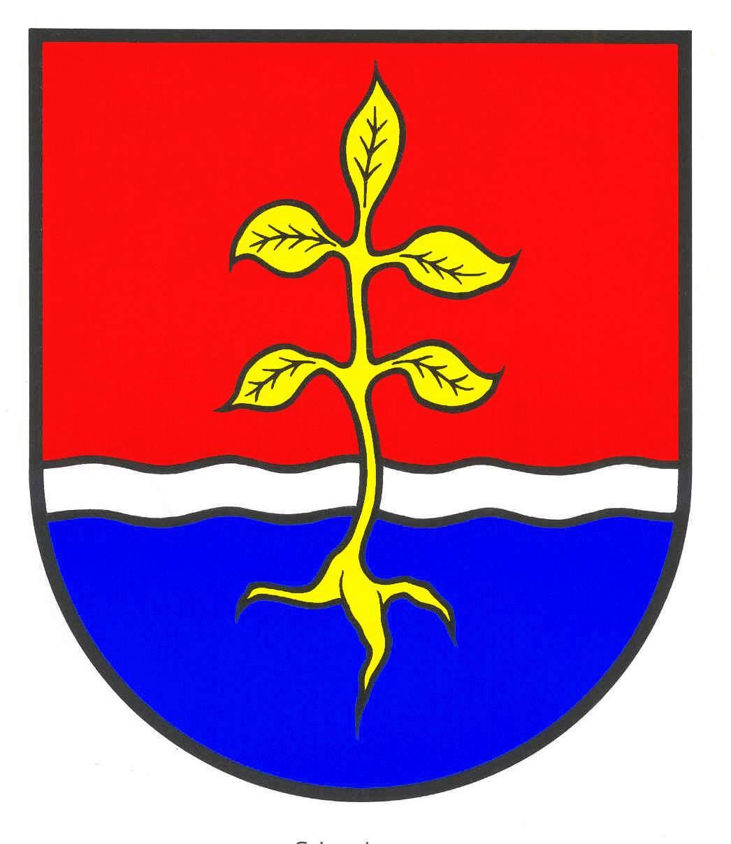 Wappen GemeindeSchmalensee, Kreis Segeberg