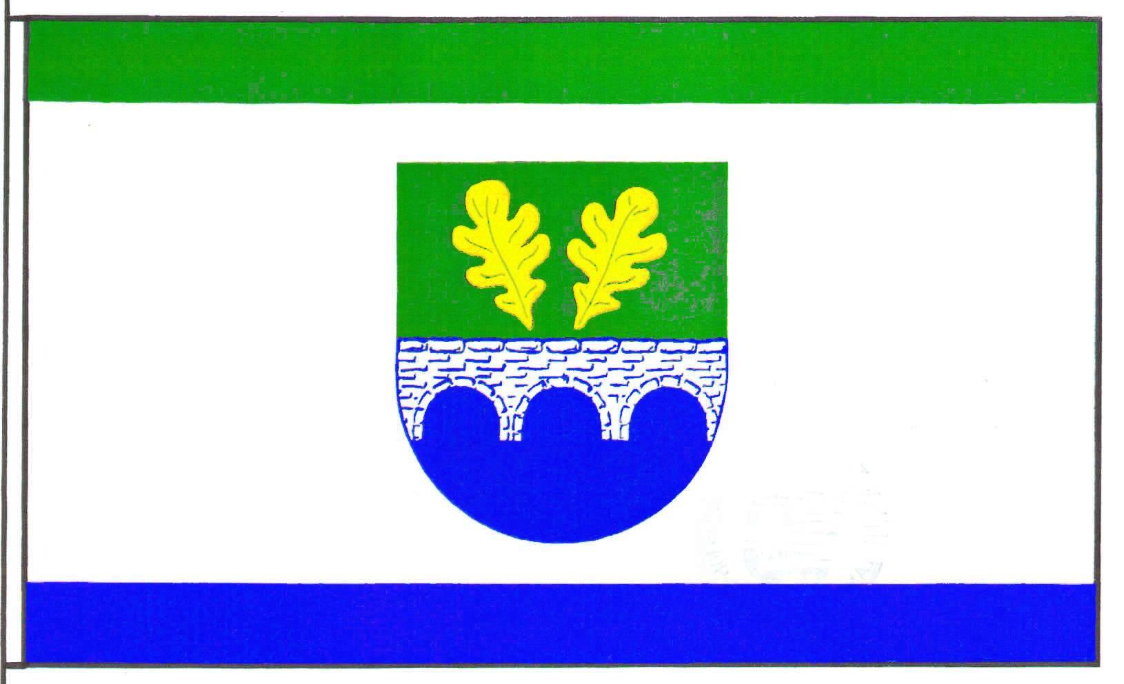 Flagge GemeindeSchmalfeld, Kreis Segeberg
