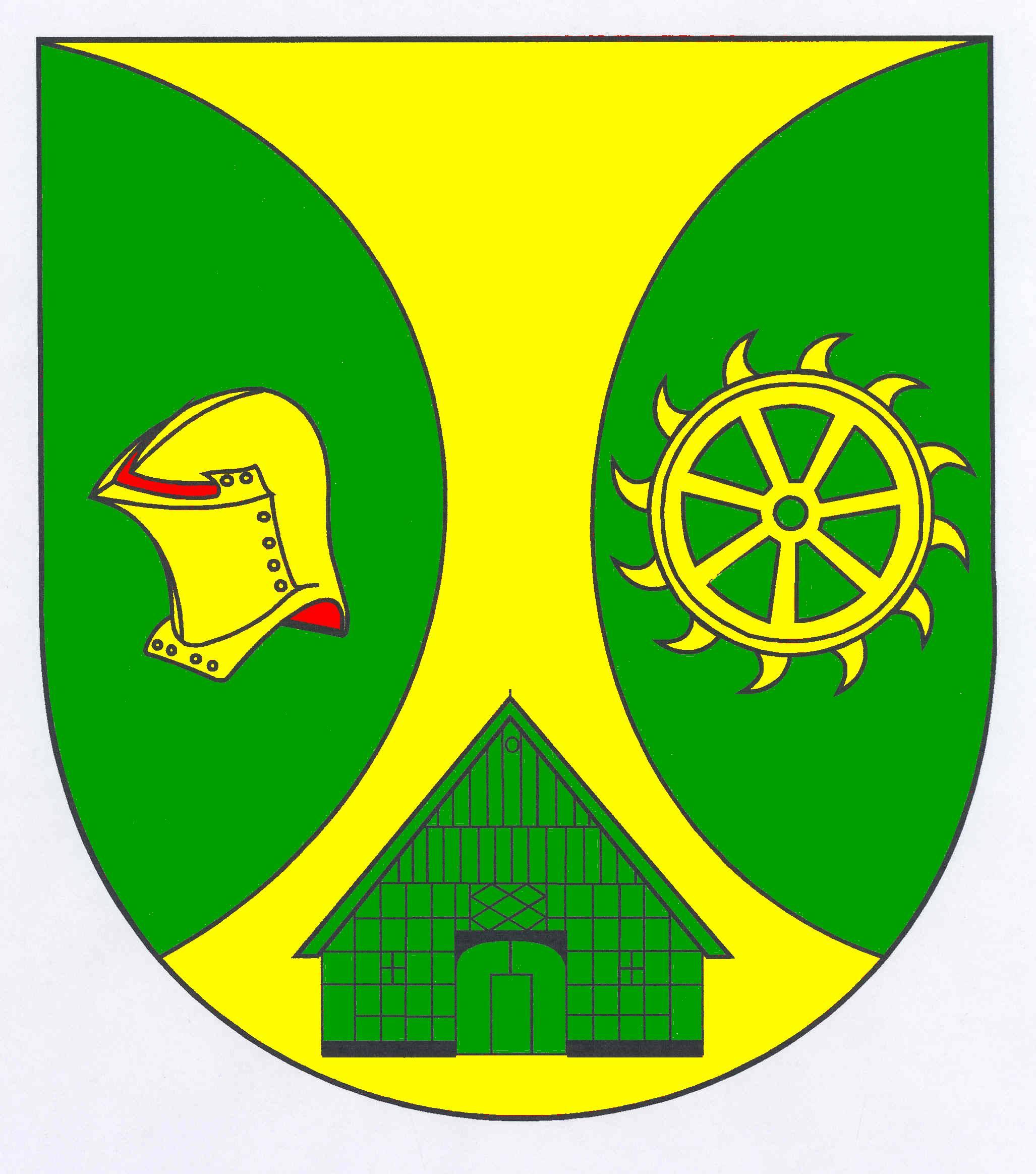 Wappen GemeindeSchmalstede, Kreis Rendsburg-Eckernförde