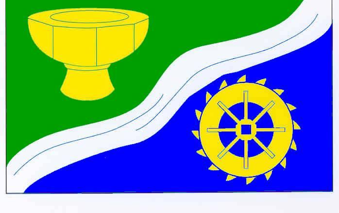 Flagge GemeindeSchmilau, Kreis Herzogtum Lauenburg