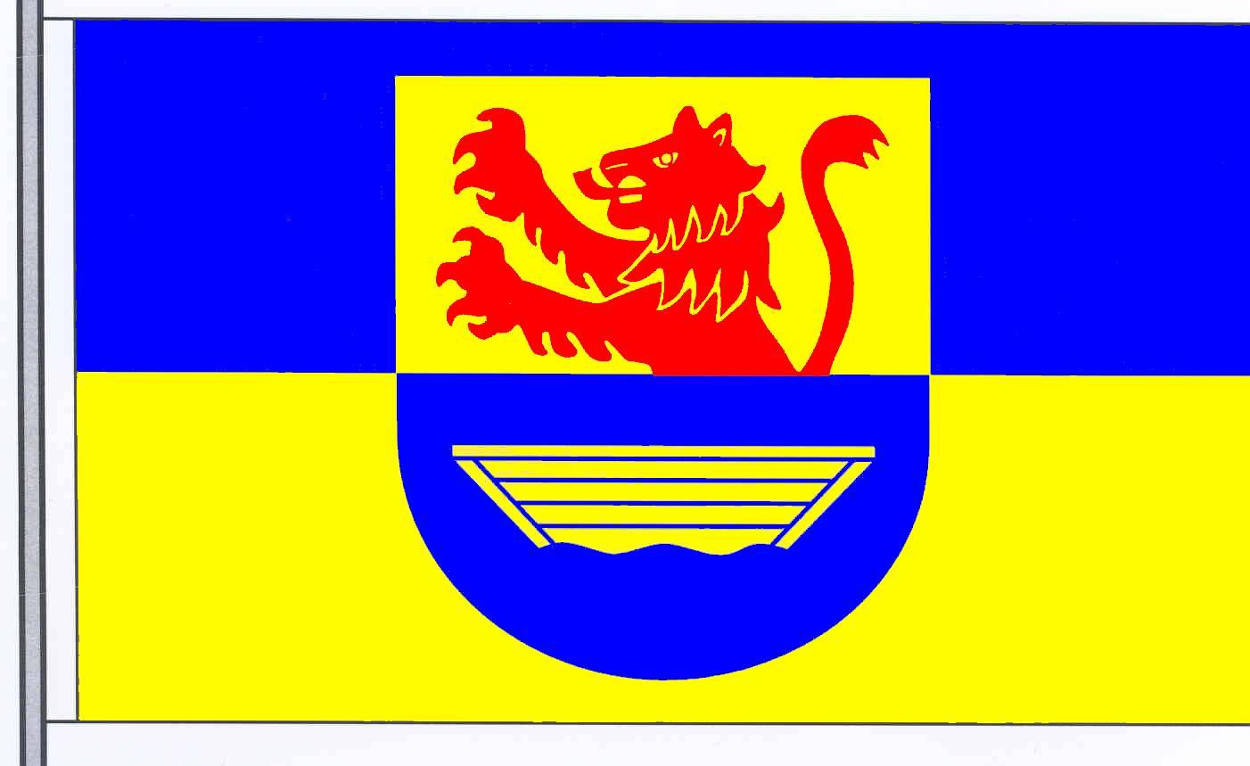 Flagge GemeindeSchnakenbek, Kreis Herzogtum Lauenburg