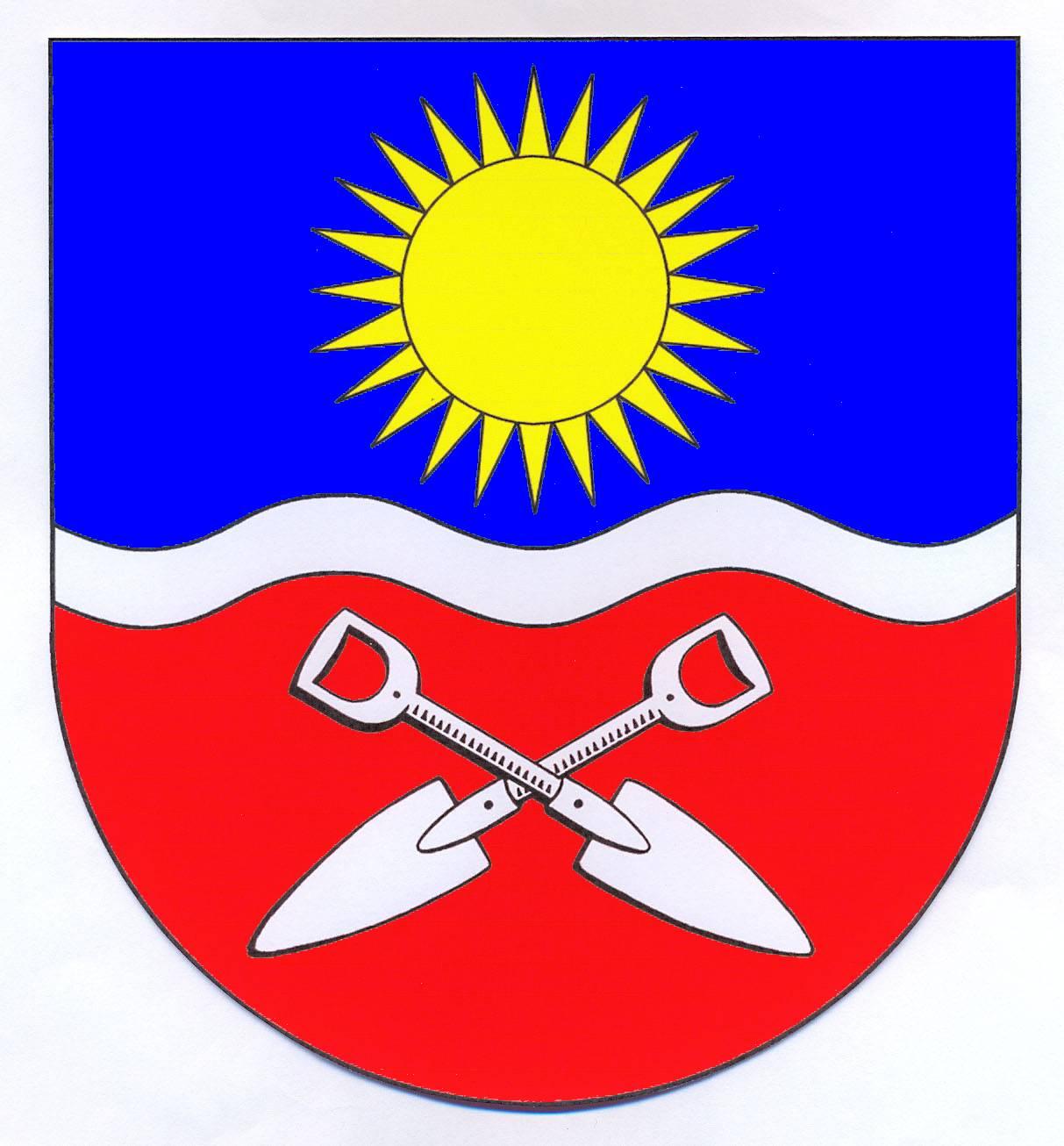 Wappen GemeindeSchönbek, Kreis Rendsburg-Eckernförde