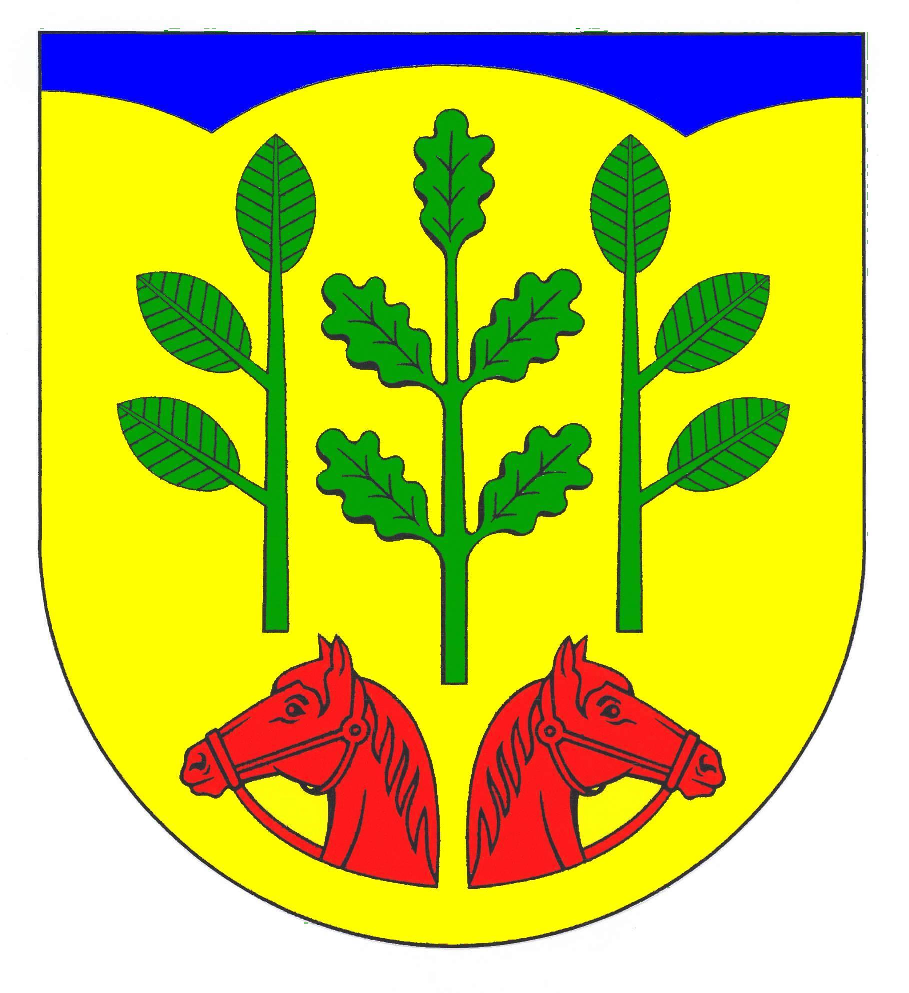 Wappen GemeindeSchönhorst, Kreis Rendsburg-Eckernförde