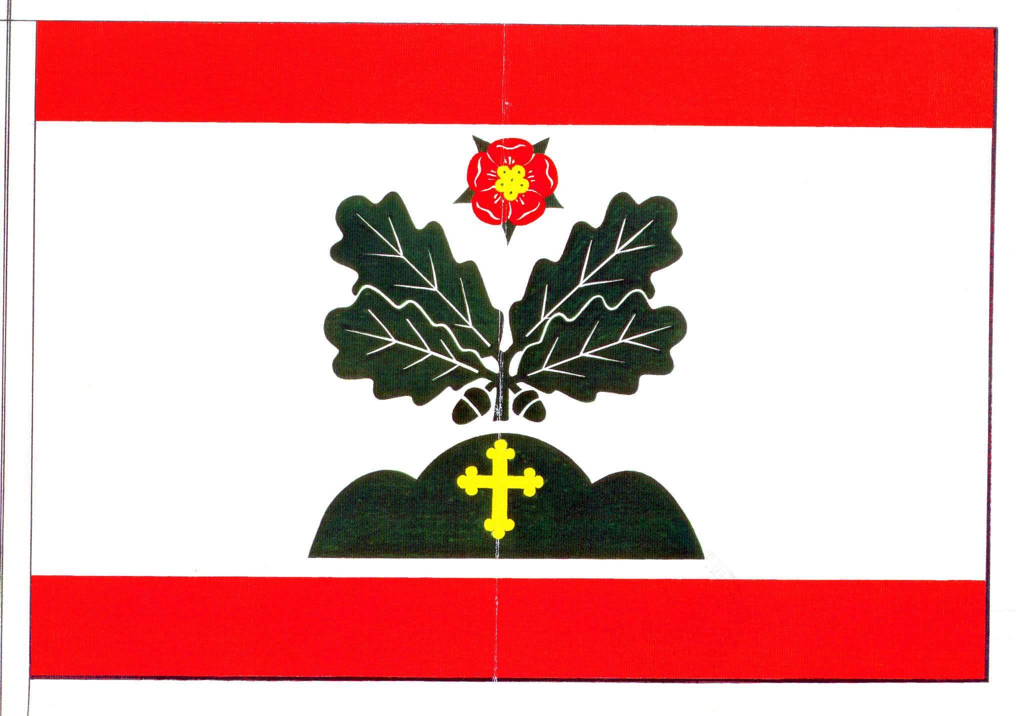 Flagge GemeindeSchönwalde, Kreis Ostholstein