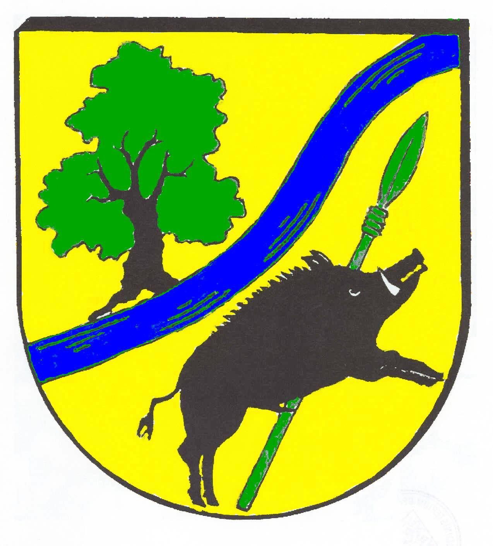 Wappen GemeindeSchretstaken, Kreis Herzogtum Lauenburg