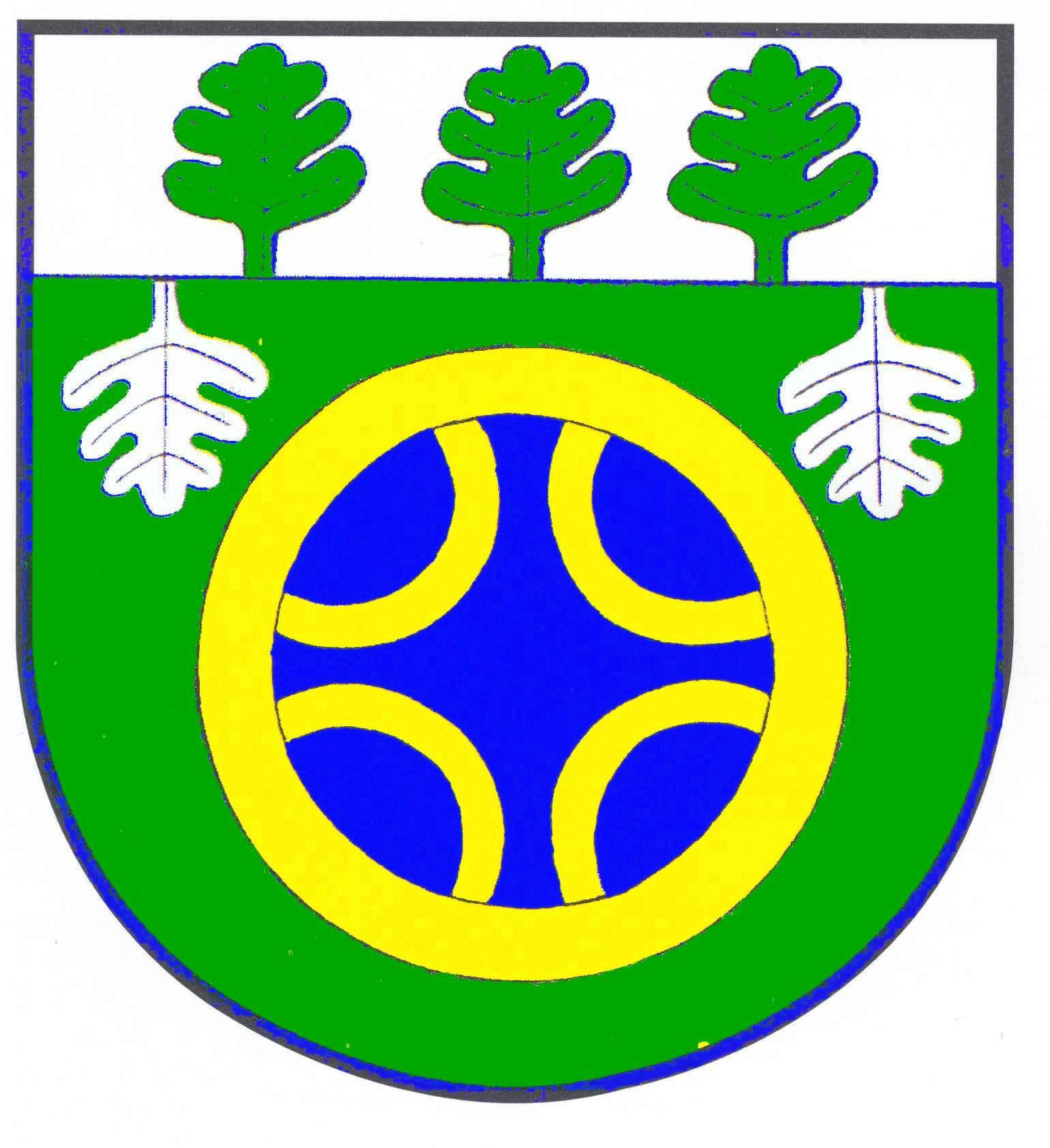 Wappen GemeindeSchuby, Kreis Schleswig-Flensburg