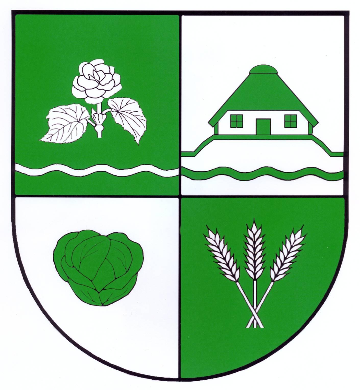 Wappen GemeindeSchülp, Kreis Dithmarschen