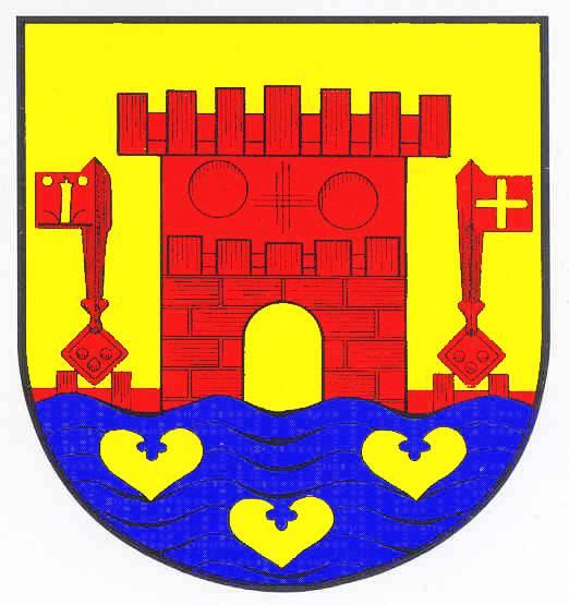 Wappen GemeindeSchwabstedt, Kreis Nordfriesland
