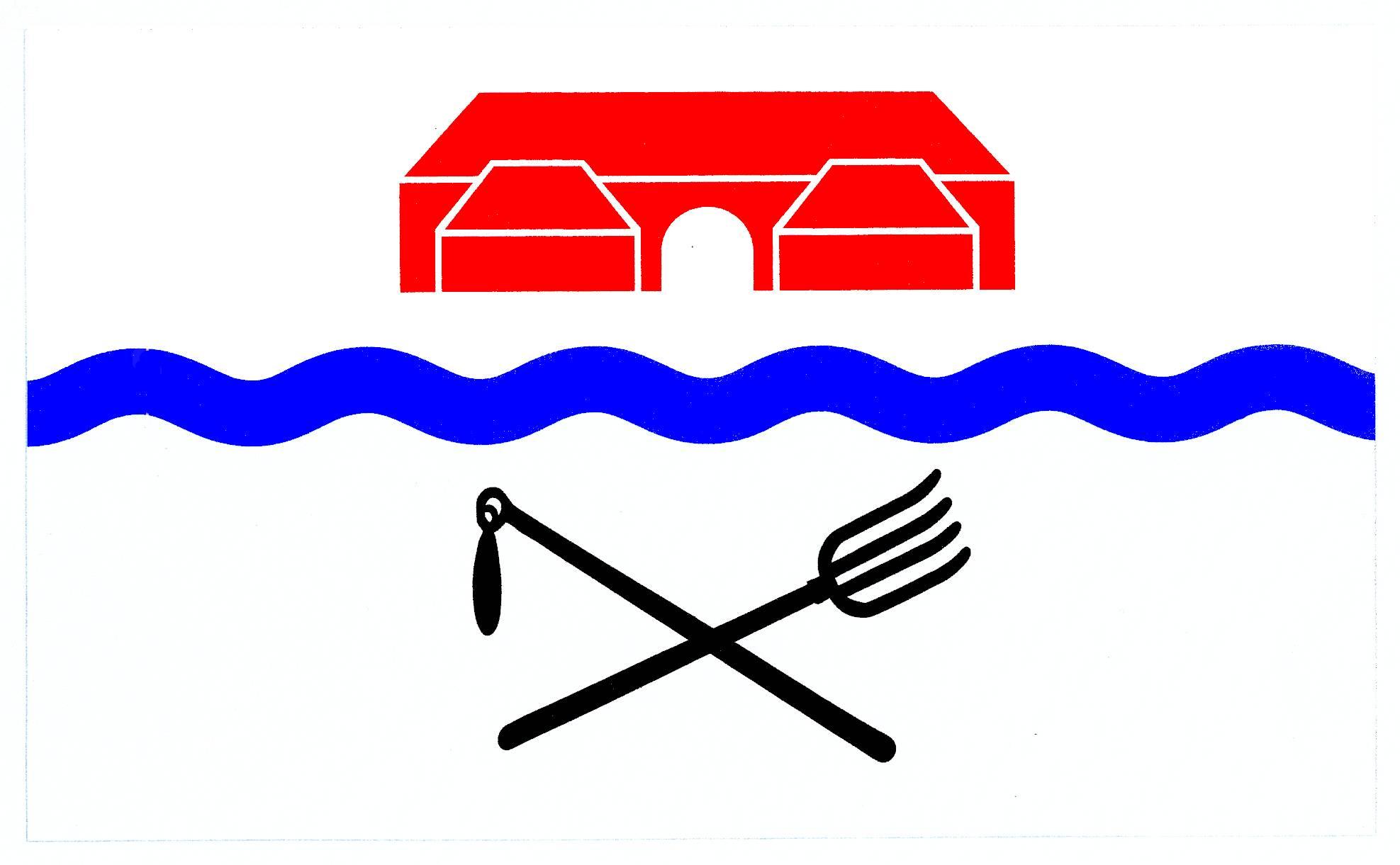 Flagge GemeindeSchwartbuck, Kreis Plön