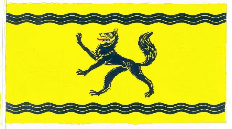 Flagge StadtSchwarzenbek, Kreis Herzogtum Lauenburg