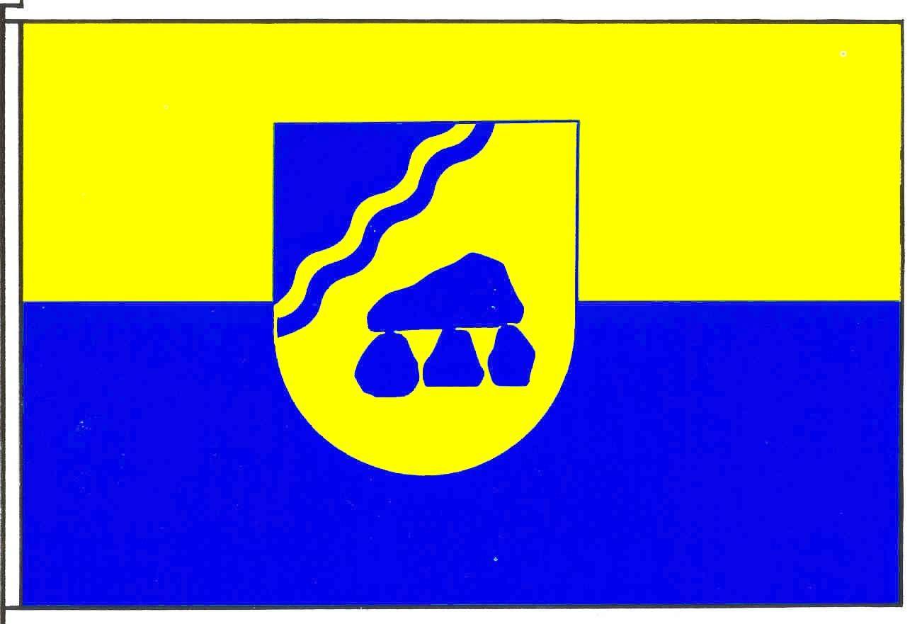 Flagge GemeindeSchwedeneck, Kreis Rendsburg-Eckernförde