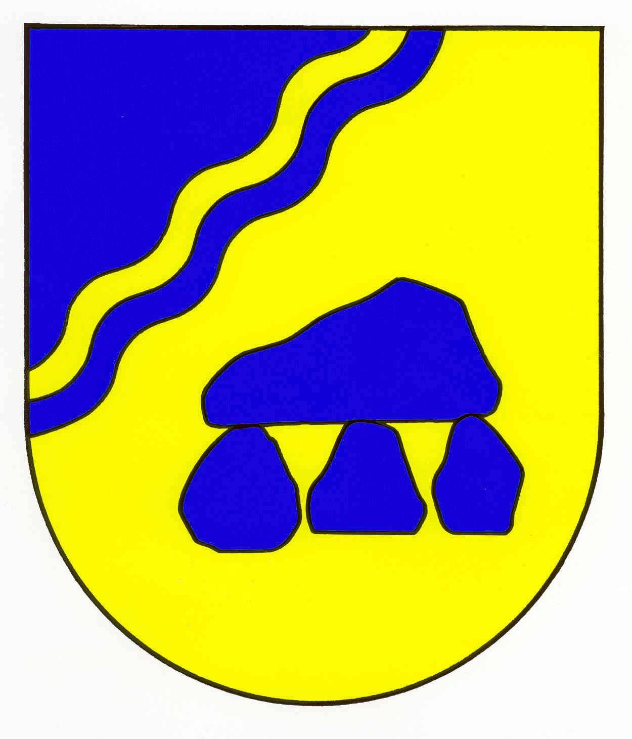 Wappen GemeindeSchwedeneck, Kreis Rendsburg-Eckernförde