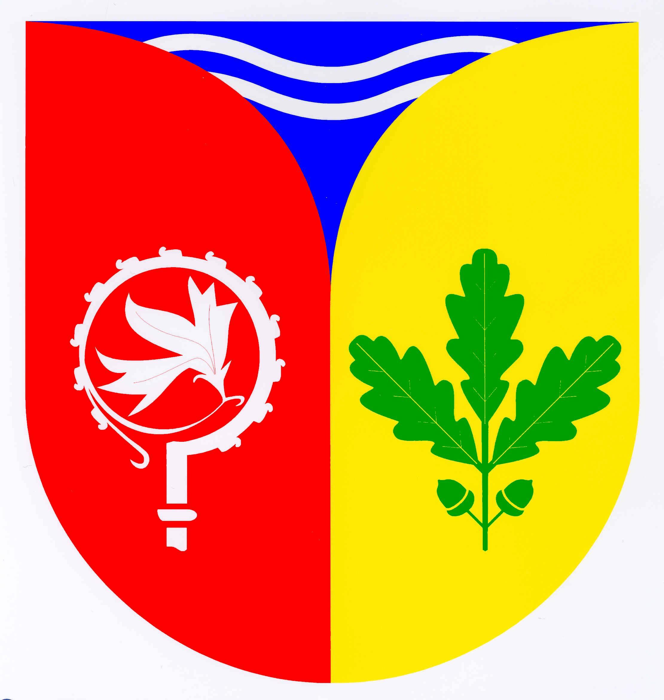 Wappen StadtSchwentinental, Kreis Plön
