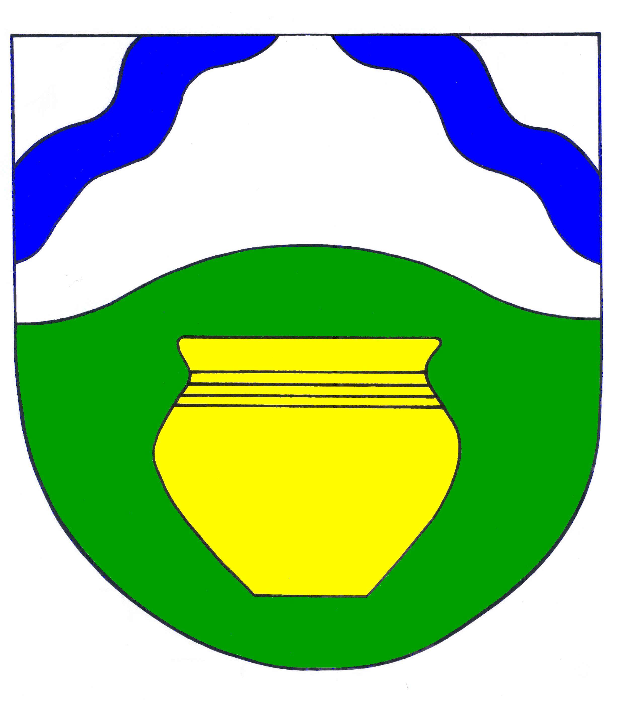 Wappen GemeindeSchwissel, Kreis Segeberg