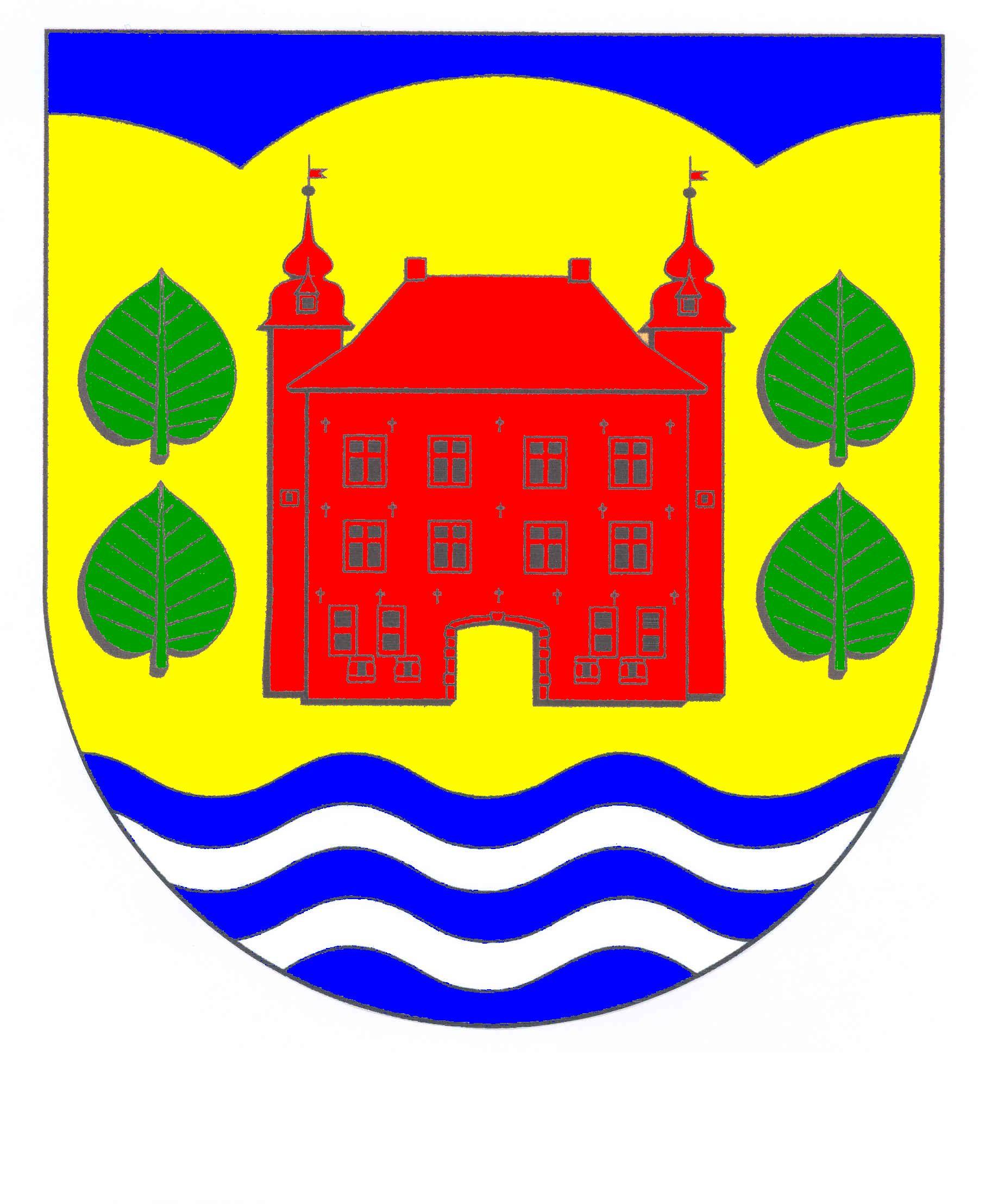 Wappen GemeindeSeedorf, Kreis Segeberg