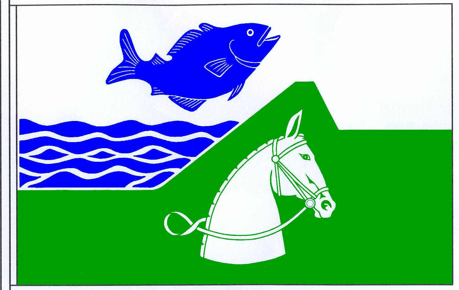 Flagge GemeindeSeester, Kreis Pinneberg