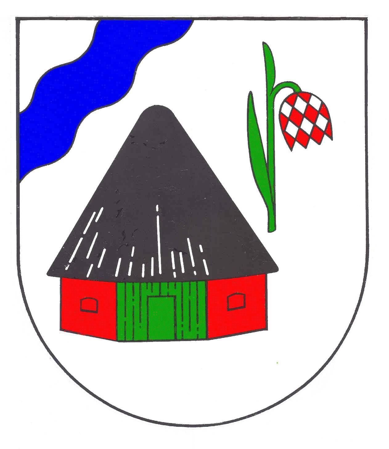 Wappen GemeindeSeestermühe, Kreis Pinneberg