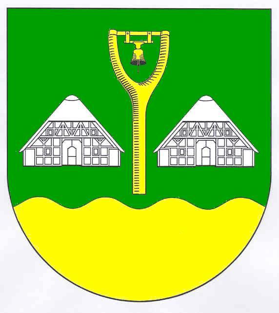 Wappen GemeindeSeeth, Kreis Nordfriesland