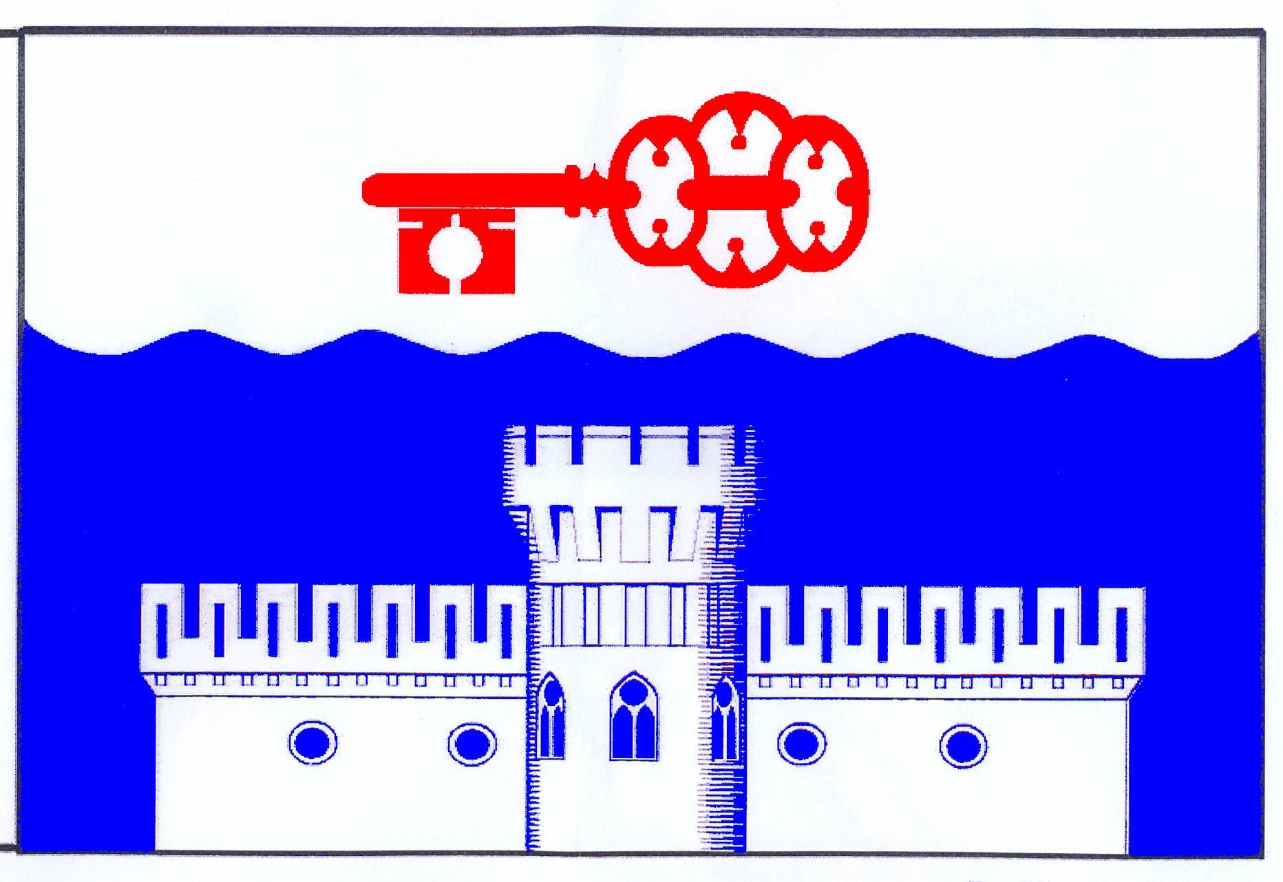 Flagge GemeindeSelent, Kreis Plön