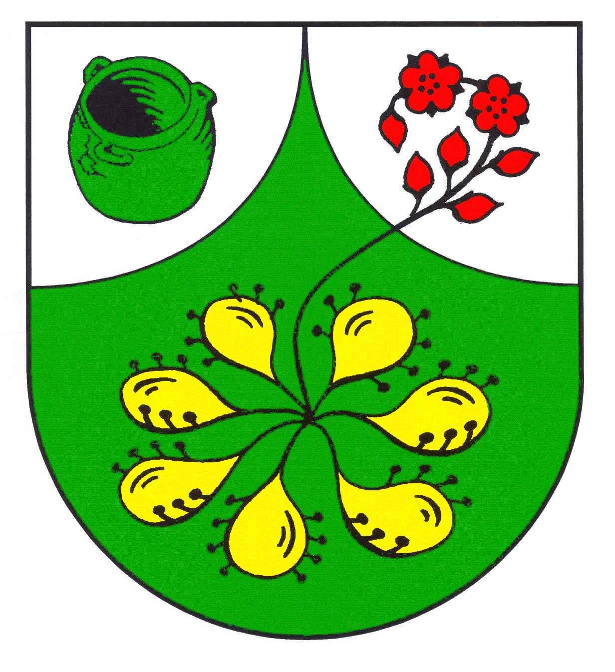 Wappen GemeindeSeth, Kreis Segeberg