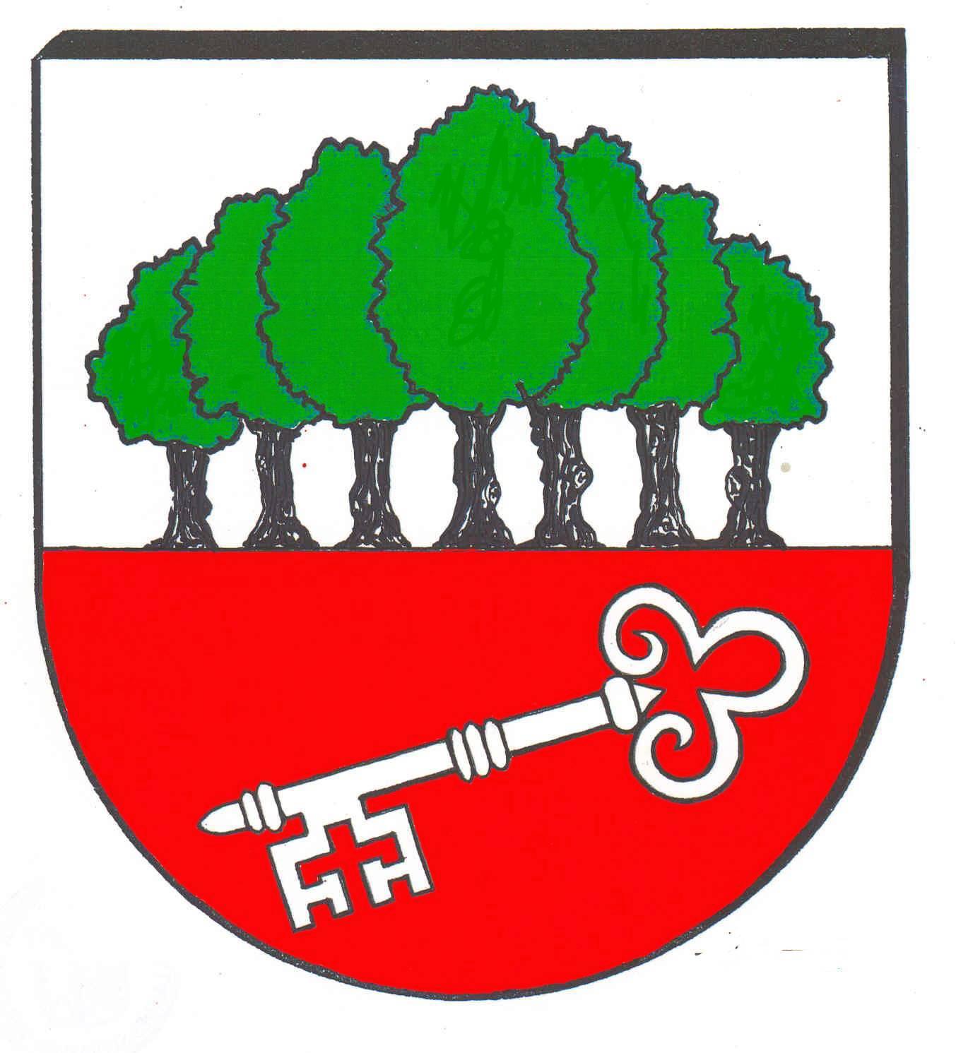 Wappen GemeindeSiebenbäumen, Kreis Herzogtum Lauenburg