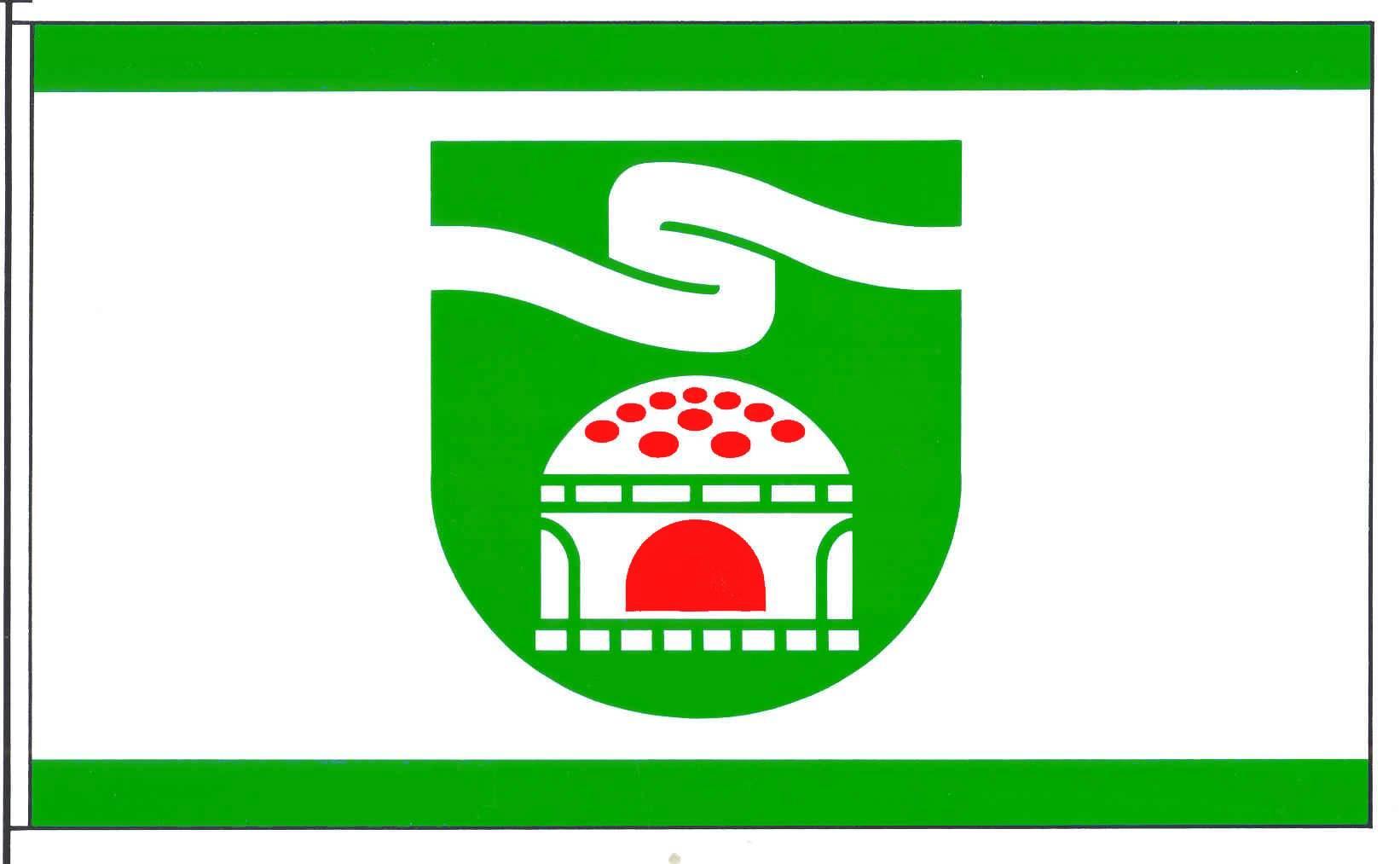 Flagge GemeindeSievershütten, Kreis Segeberg