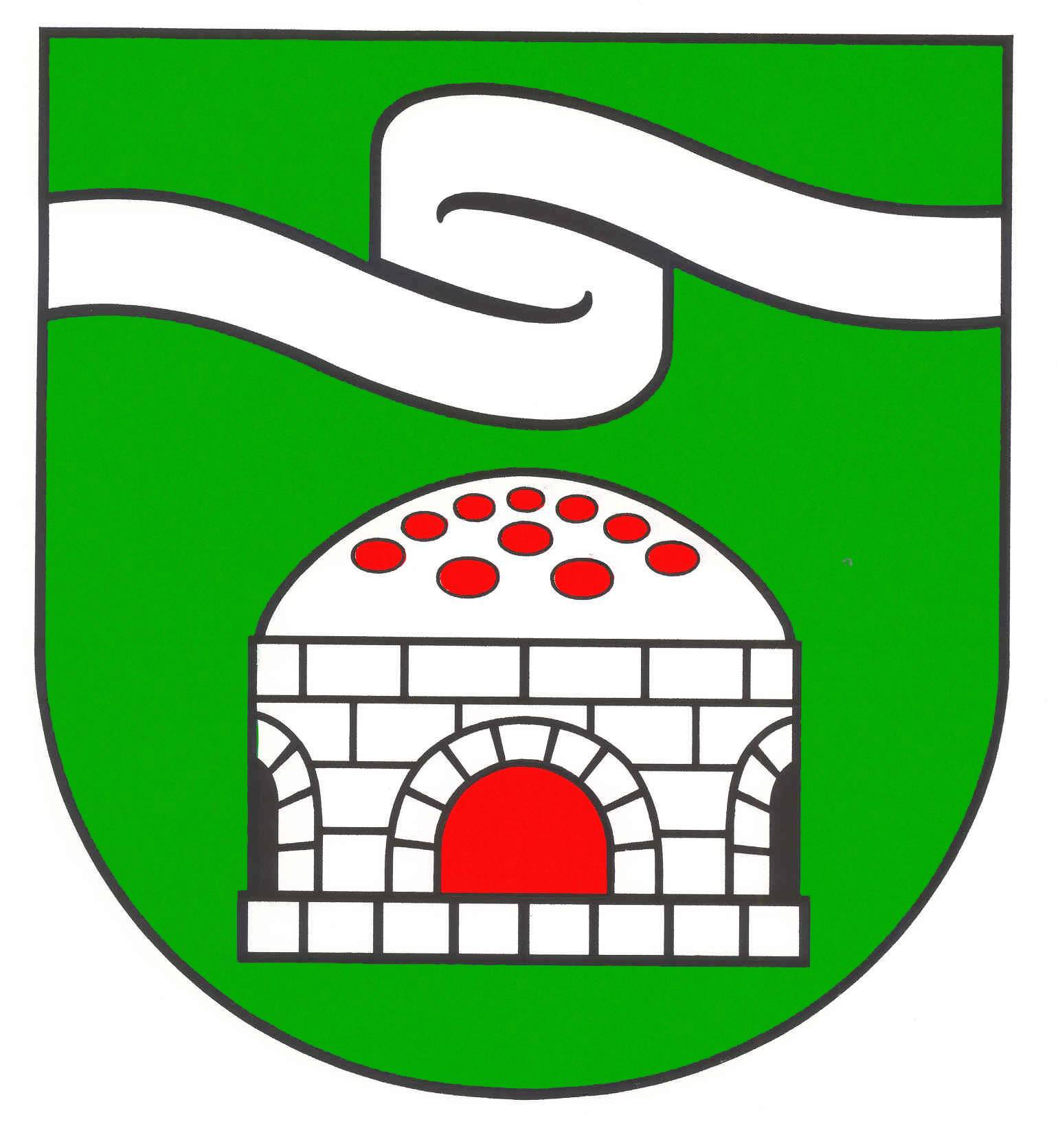 Wappen GemeindeSievershütten, Kreis Segeberg