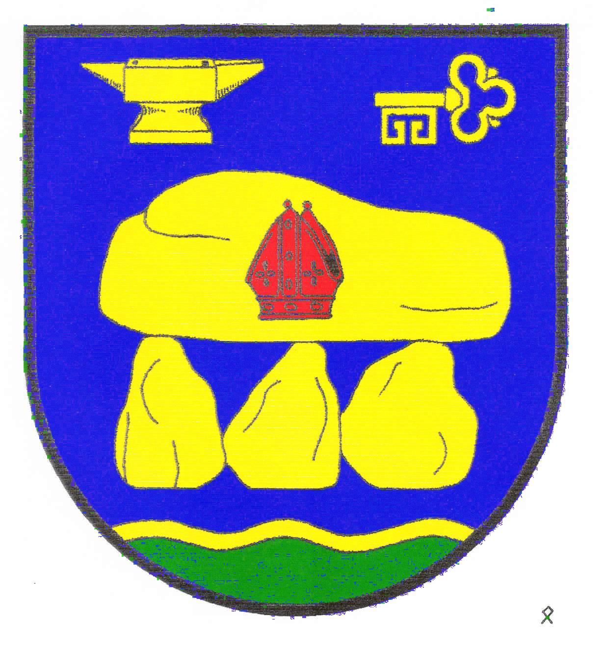 Wappen GemeindeSieverstedt, Kreis Schleswig-Flensburg