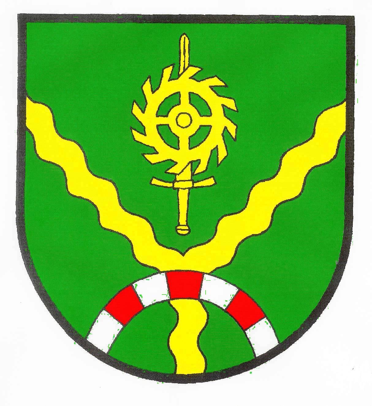 Wappen GemeindeSollerup, Kreis Schleswig-Flensburg