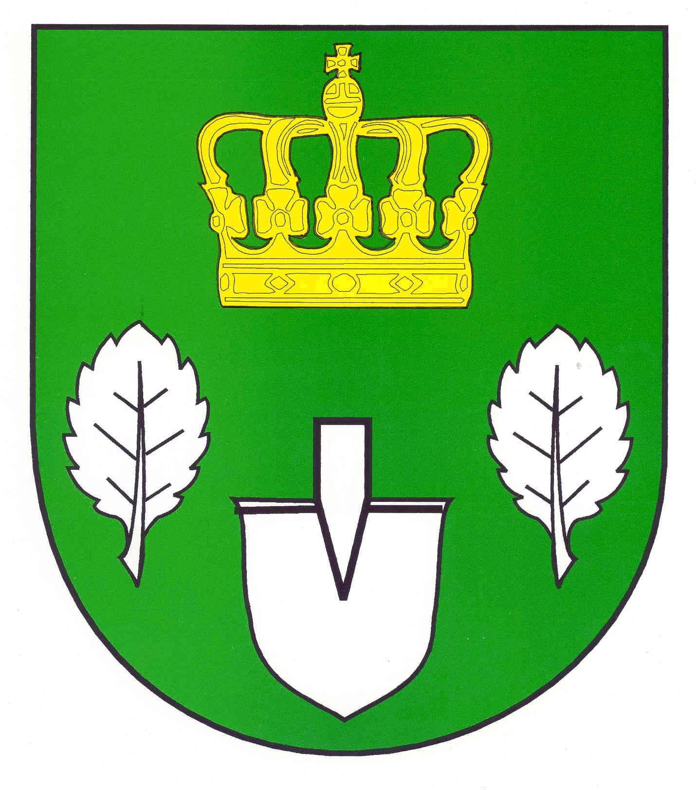 Wappen GemeindeSophienhamm, Kreis Rendsburg-Eckernförde