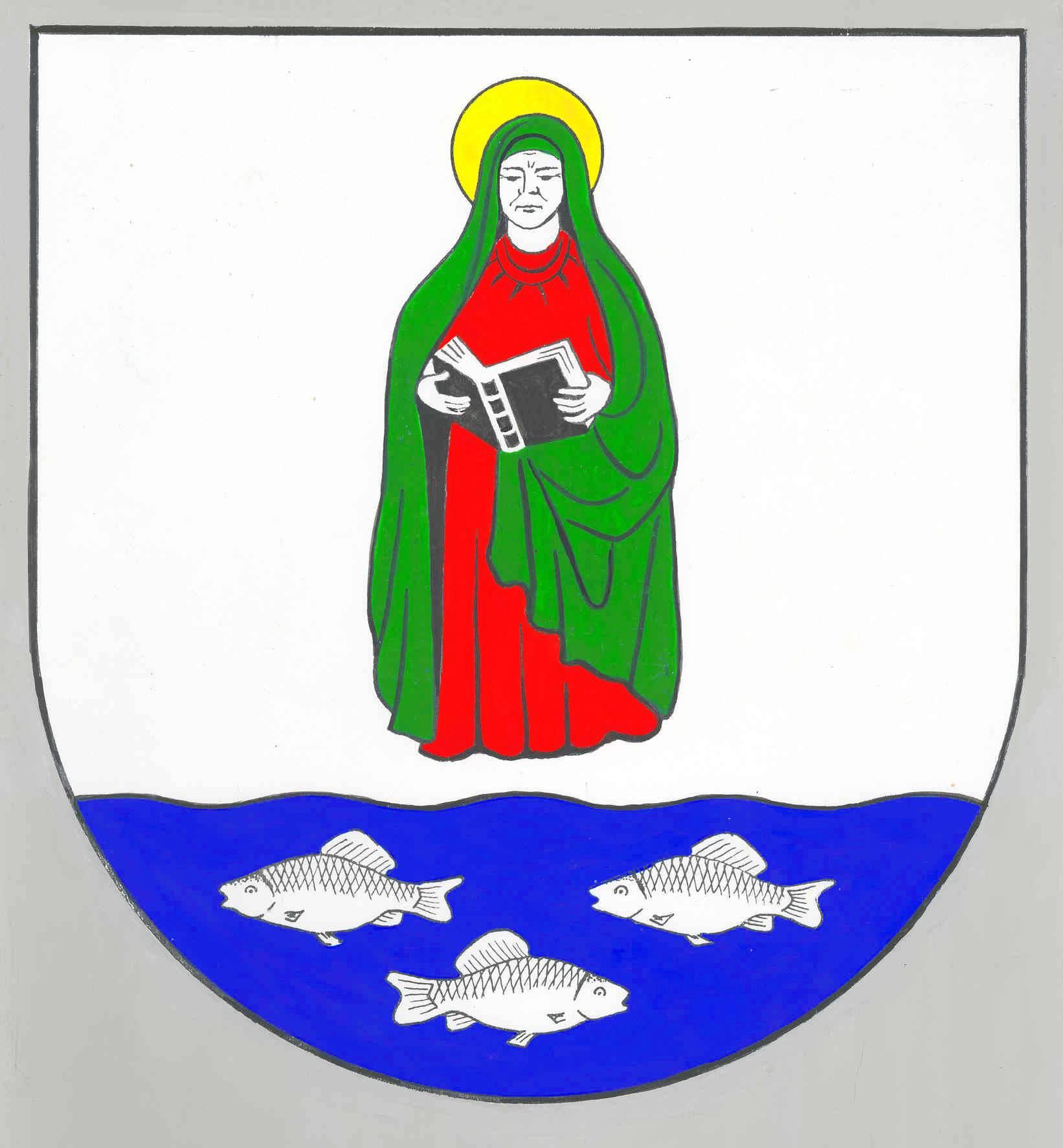 Wappen GemeindeSankt Annen, Kreis Dithmarschen