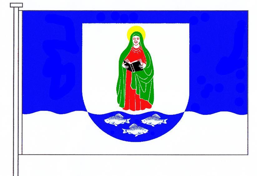 Flagge GemeindeSankt Annen, Kreis Dithmarschen