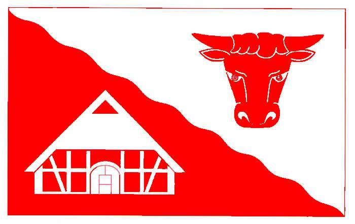Flagge GemeindeStafstedt, Kreis Rendsburg-Eckernförde