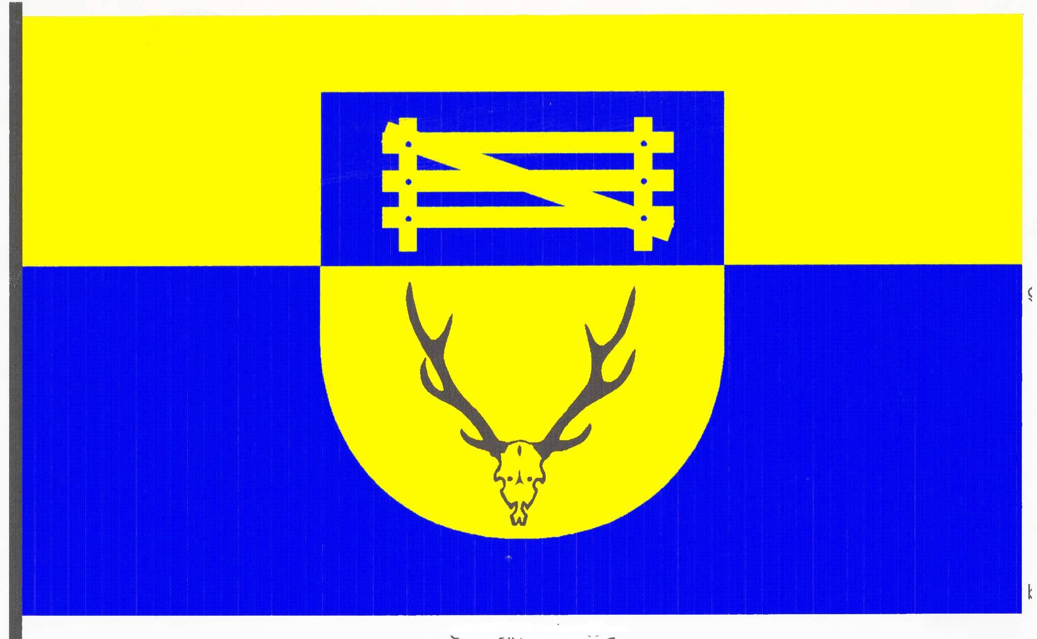 Flagge GemeindeStangheck, Kreis Schleswig-Flensburg