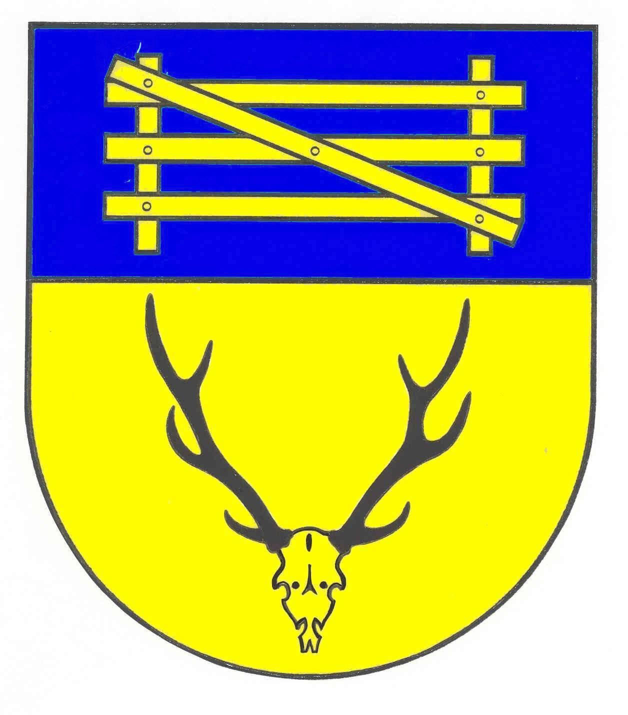 Wappen GemeindeStangheck, Kreis Schleswig-Flensburg