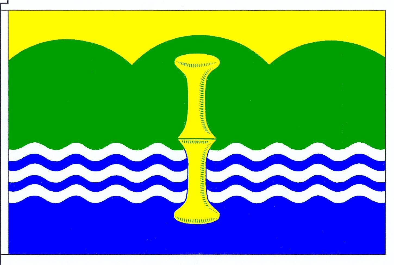 Flagge GemeindeStapel, Kreis Schleswig-FLensburg