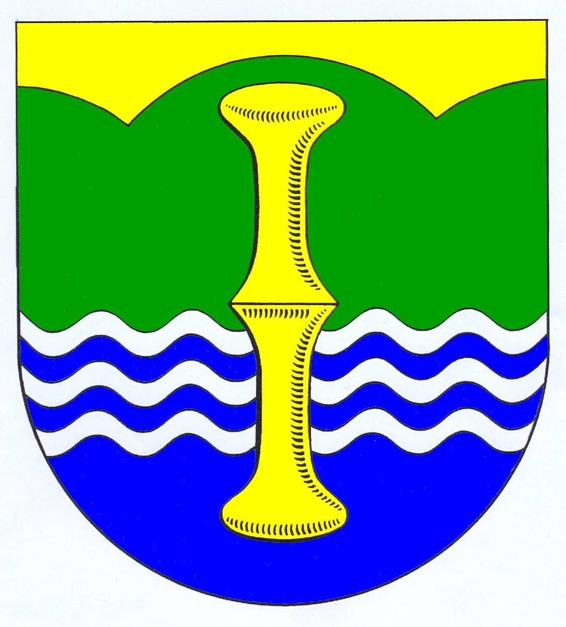 Wappen GemeindeStapel, Kreis Schleswig-FLensburg