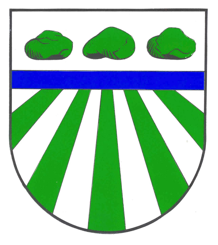 Wappen GemeindeSteenfeld, Kreis Rendsburg-Eckernförde