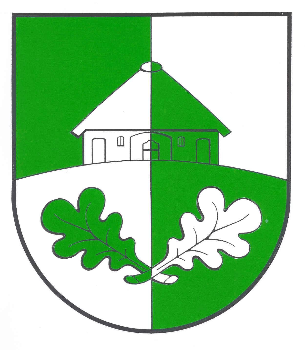Wappen GemeindeStelle-Wittenwurth, Kreis Dithmarschen