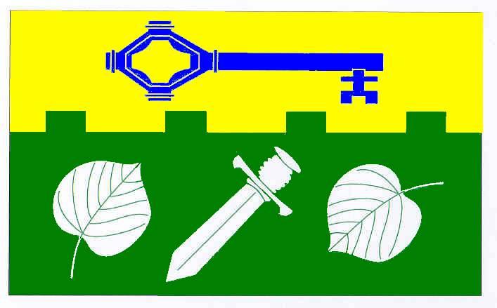 Flagge GemeindeSterley, Kreis Herzogtum Lauenburg