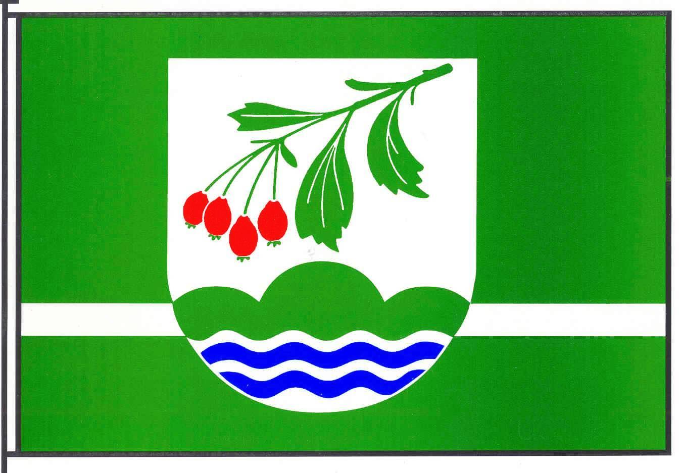 Flagge GemeindeStipsdorf, Kreis Segeberg