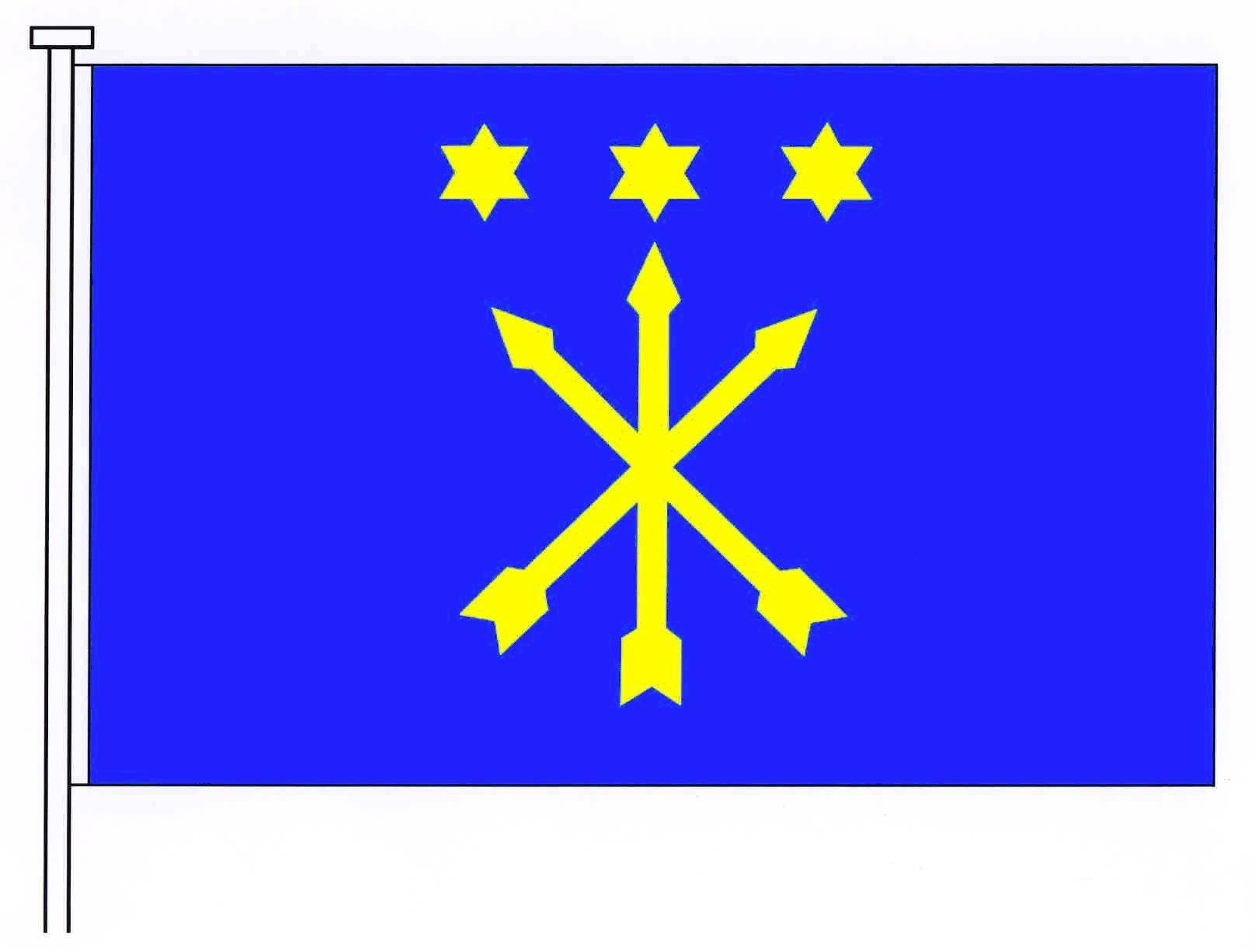 Flagge GemeindeStockelsdorf, Kreis Ostholstein