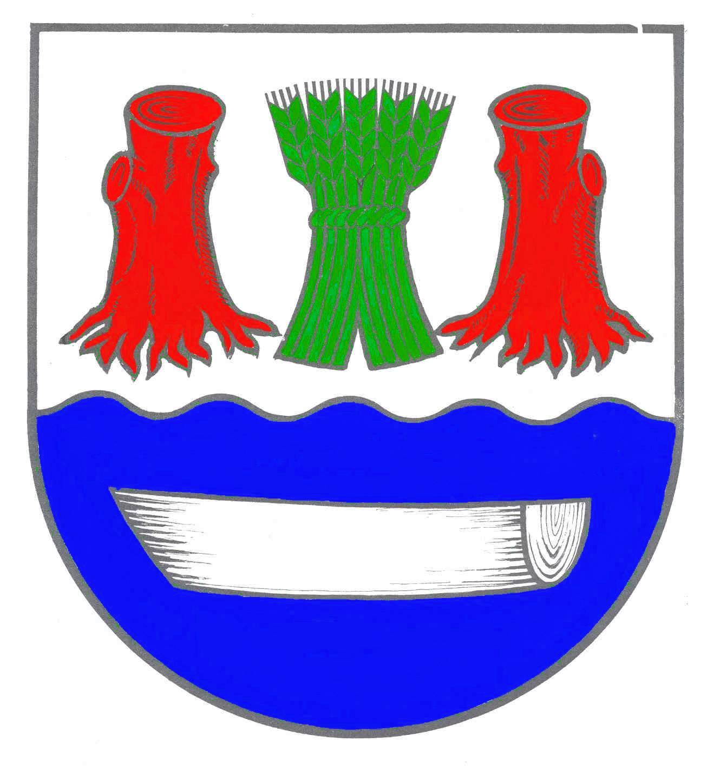 Wappen GemeindeStocksee, Kreis Segeberg