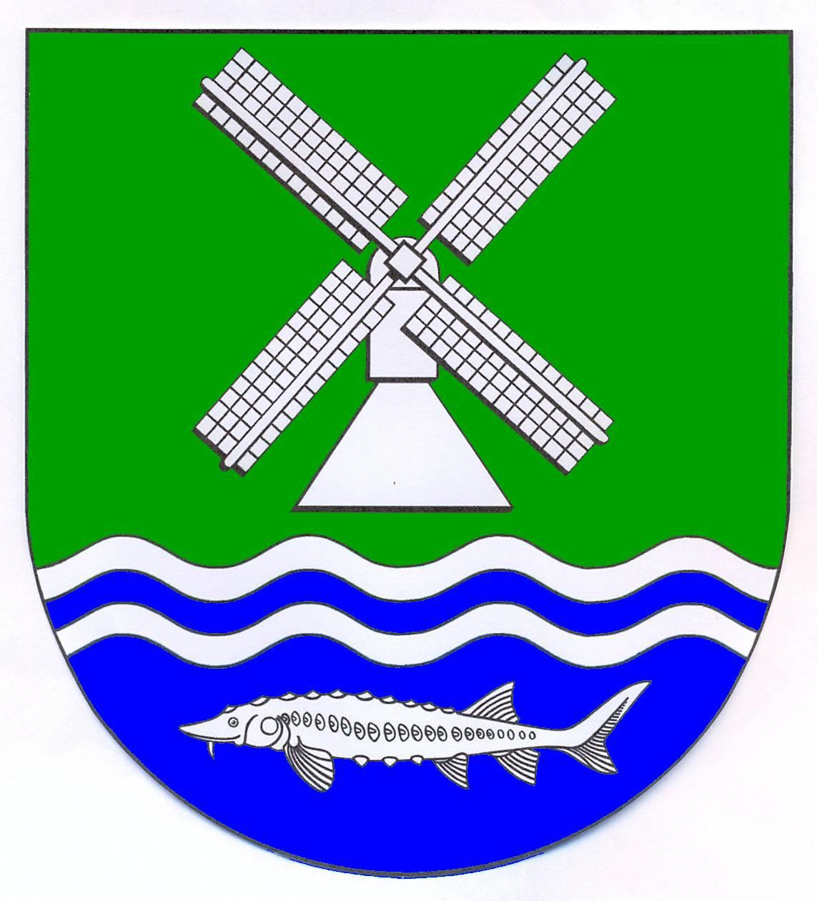 Wappen GemeindeStördorf, Kreis Steinburg