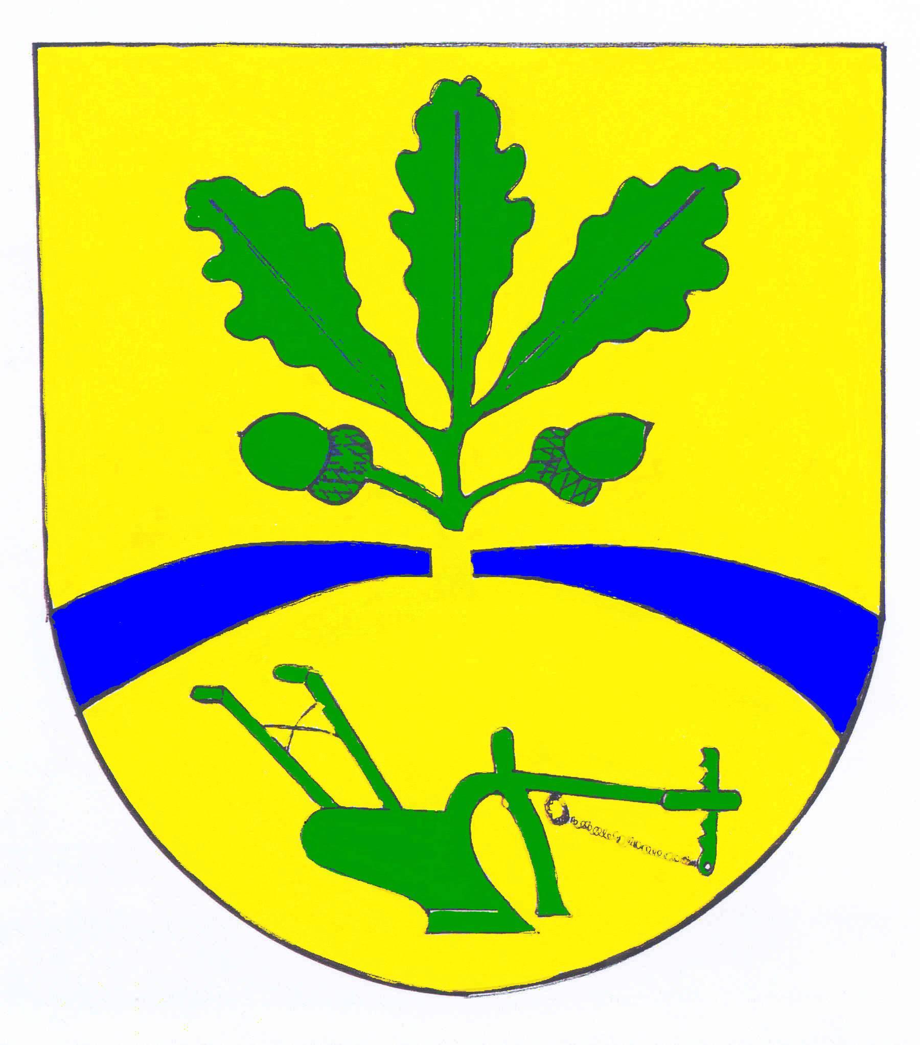 Wappen GemeindeStolk, Kreis Schleswig-Flensburg
